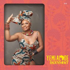 """Enjoyment Song by Yemi Alade Produced by Dr Amir Released: 16 July 2021 """"Enjoyment"""" is the latest music effort by Yemi Alade. The singer who is a judge at the ongoing The Voice Nigeria show recruits, Dr Amir on the sound production of the record. """"Enjoyment"""" is an amazing Afro-fusion with the essential Yemi Alade […] Read original story: TalkGlitz Mp3 Song, Music Songs, Music Videos, Latest Music, New Music, Afro, Comedy Skits, Celebrity Gist, Music Download"""