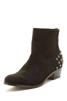 Zadig & Voltaire Teddy Dark Skull Accent Bootie by Non Specific