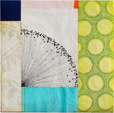 "Saatchi Art Artist Alicia LaChance; Painting, ""Allium"" #art"