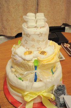 Nappy Cake.