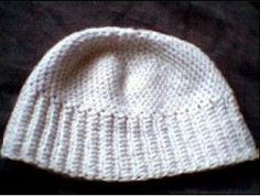 Pattern for the first hat I ever made, want to try it again to compare.