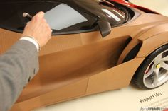 Clay - Scaled size - Ferrari - 001