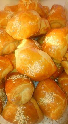 Greek Recipes, Pretzel Bites, Kids Meals, Food And Drink, Appetizers, Pizza, Cooking Recipes, Favorite Recipes, Bread