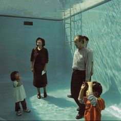 Leandro Erlich. The Swimming Pool. Japan.