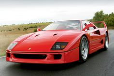 F40 prototype. Many tifosi regard the F40 as the best Ferrari of the modern era. Little do they know that s/n 74049 and its prototype siblings paved the way. on Forza, The Magazine About Ferrari