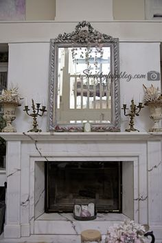 An Exquisite French Country Home Tour   Shabbyfufublog.com