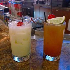 #Bartender Dean @Ameristar #Casino #Blackhawk #Colorado made the best #Jamaican10Speed & #SharkBite. . #vodka #rum #CoconutRum #MeyersRum #vodka #bourbon #whiskey #whisky #scotch #tequila #beer #wine #brewery #distilleries #distillery #bar...