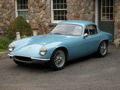 Lotus Elite Series 2, 1960