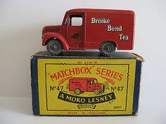 MATCHBOX LESNEY 47a - MINT IN BOX - http://www.matchbox-lesney.com/50986
