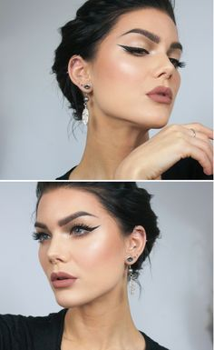 Makeup Artist ^^ | https://pinterest.com/makeupartist4ever/ TODAYS LOOK | MILKY WAY