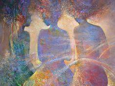 """""""ATREZZO"""" óleo sobre lienzo 130 x 97 cms. 2011"""