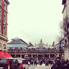 Covent Garden in London, Greater London Musicos callejeros