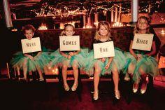 Wedding Hairstyles For Kids Flower Girls Tutus 58 Best Ideas Theatre Wedding, 1920s Wedding, Wedding Vows, Wedding Cards, Rustic Wedding, Dream Wedding, Flower Girl Signs, Flower Girl Tutu, Flower Girls