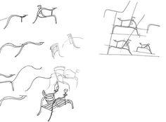 Jasper Morrison, design research for Thinking Man'sChair, Cappellini, 1986