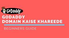 Godaddy Se Domain Name Kaise Khareede?