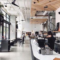 Cafe Reveille in Mission Bay, San Francisco