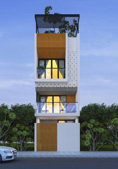 Công ty xây dựng nguyên giới thiệu mẫu Thiết kế xây nhà ống 4 tầng hiện đại 4,5x12m. Đặc điểm nổi bật của phong cách thiết kế nhà phố hiện đại là sự tối giản các chi tiết rườm rà của ngoại thất mà thay vào đó là những chi tết đơn giản , thẳng thắn. …