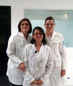 Parte del equipo de Laboratorios, en consultoría y auditoría.