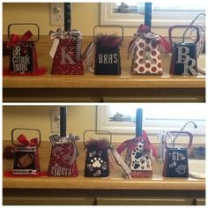 High School Football Season Cowbells