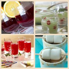 12 Family Friendly Holiday Drinks