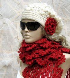 Для тех, кто вяжет шапки и шарфы. Комментарии : LiveInternet - Российский Сервис Онлайн-Дневников