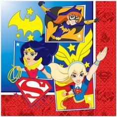 Resultado de imagen para DC Superhero Girls party