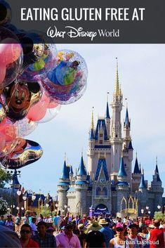 How to Eat Gluten Free at Walt Disney World
