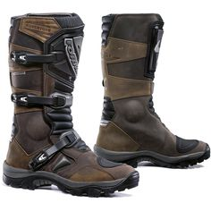 Forma Adventure Vintage Leather Brown Boots