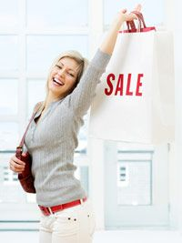 hahaha, Oh, how I love to find great sales. I don't know to many of us ladies that don't love a sale.......sweet