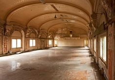 The old ballroom at Flinders Street Station, Melbourne. Photo by Peter Glenane Melbourne Victoria, Victoria Australia, Melbourne Cbd, South Australia, Melbourne Australia, Brisbane, City Of Adelaide, Dutch East Indies, Airlie Beach