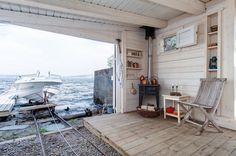 the dream #vättern #boathouse