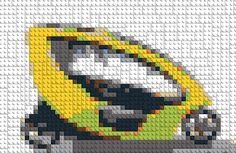 lego style #mellowcabs Bat Signal, Superhero Logos, Lego, Art, Style, Art Background, Swag, Kunst, Performing Arts