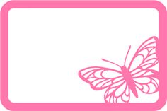 Silhouette Design Store - View Design #29441: butterfly filigree card