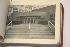 Vintage 1965 Bayside Queens NY School Autograph Book Marie Curie Junior High 158