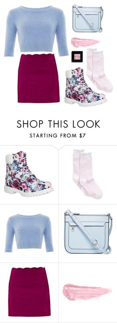 """""""cool title"""" by i-am-seabass on Polyvore featuring Timberland, Hue, Liz Claiborne, By Terry and Bobbi Brown Cosmetics"""