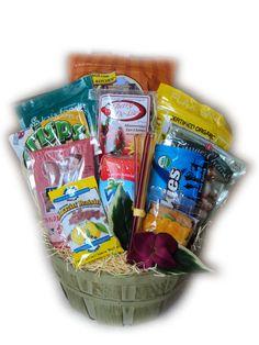 Runner Healthy Gift Basket