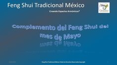 Complemento de mayo Curas Feng Shui/Complement May Feng Shui Cures