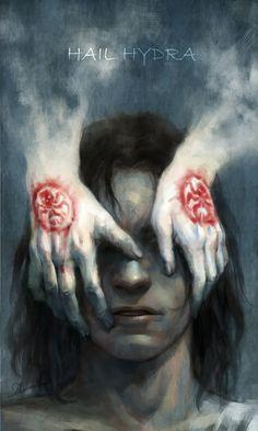 Bucky fan art