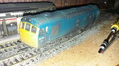 25 279 in BR Blue DCC by Bachmann  (my 4th bachy one now)    Acquired 01/07/17 Beaconsfield Mrex