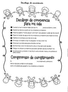 Maestra Asunción: HERMOSOS MENSAJES ... Cub Scout Activities, Welcome Letters, Classroom Rules, Kids Education, English Language, Diy For Kids, Bullet Journal, Peace, Lettering