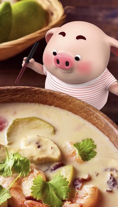 Chowder Cartoon Network, Pigs Eating, Pig Wallpaper, Cartoon Online, Pig Drawing, Pig Illustration, Animated Dragon, Cute Piggies, Clam Chowder