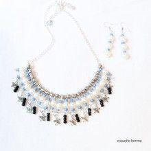 Set FancY - Colier&Cercei Jewelry Collection, Fancy, Style, Fashion, Moda, La Mode, Fasion, Fashion Models, Trendy Fashion