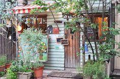 Hattifnatt Cafe in Koenji, Tokyo