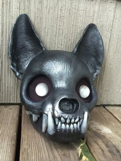 Missmonster Mask - Fryda by PhillGonzo on DeviantArt