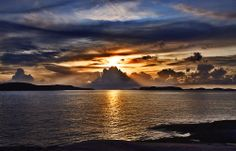 Sweden - #sunset