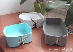 Sestavljena škatla - Preprosto & Lepo