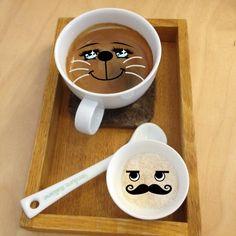espresso and sugar - Mustache Mania http://itunes.apple.com/us/app//id491895713?mt=8
