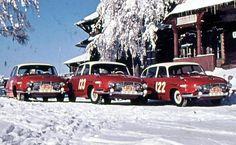 Tatra T603 Rallye Monte Carlo 1960
