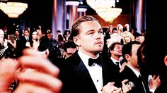 Leonardo di Caprio disappointed... and rightly so