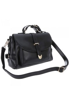 Fashion Retro Womens Messenger Bag Totes Satchel Shoulder Bag Handbag Baguette #Romwe